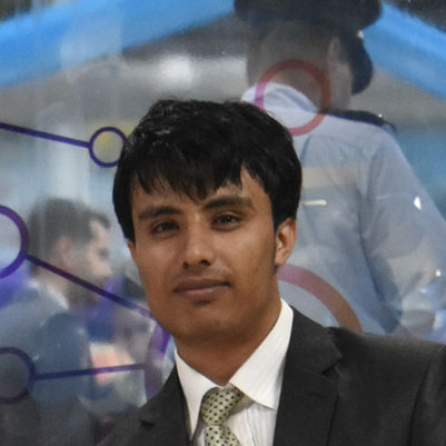 Rabin Giri - Cofounder of Paaila Technology